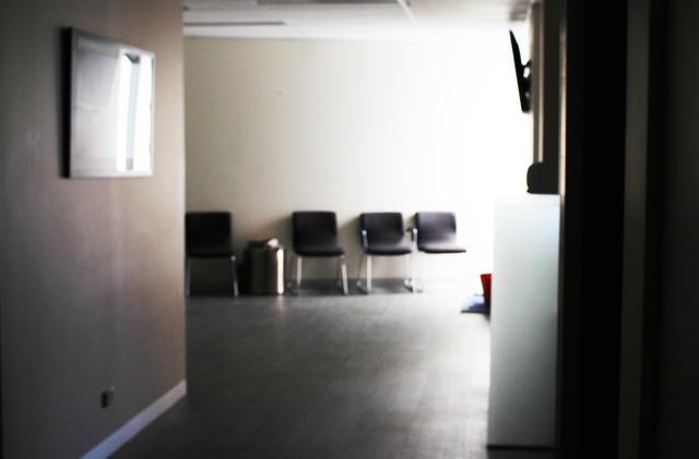 Boronia Arthritis Clinic Waiting Room