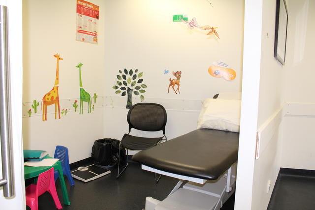 Boronia Platelet Rich Plasma Clinic Patient Room