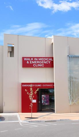 Boronia Medical Clinic Entrance